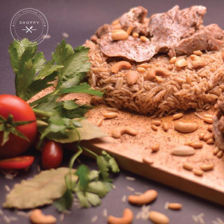 Shoppy Catering | Arab & Lebanese Restaurants | Makani Directory